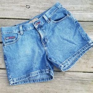 Vintage Tommy Jean's shorts -3